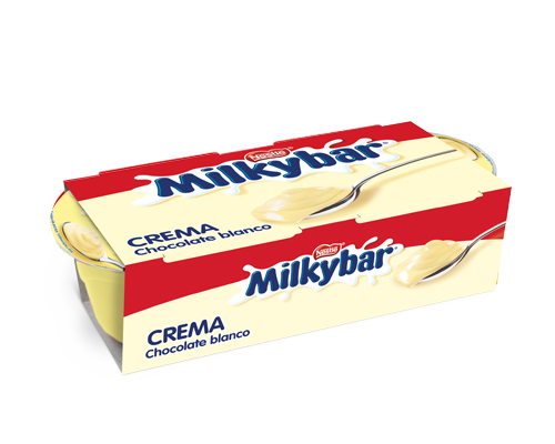 Nestlé Milkybar Chocolate Blanco