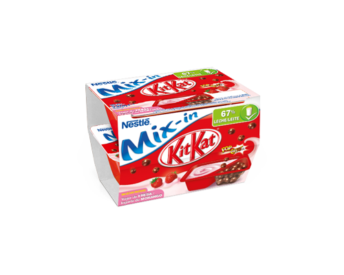 Mix-in Kit Kat Fresa