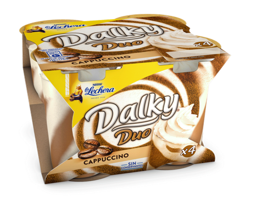 Dalky Duo Cappuccino