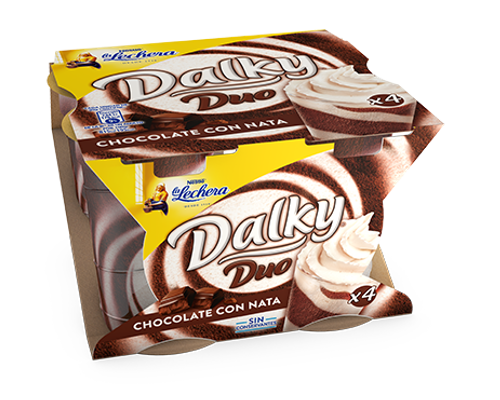 Dalky Duo Chocolate