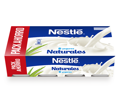 Nestlé Yogur natural x8