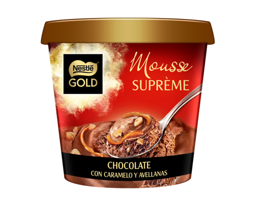 Mousse Suprème Chocolate